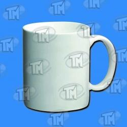 206 Taza Ceramica con borde y asa color 11 oz - Transfermania ... a6ac7b0c0c852