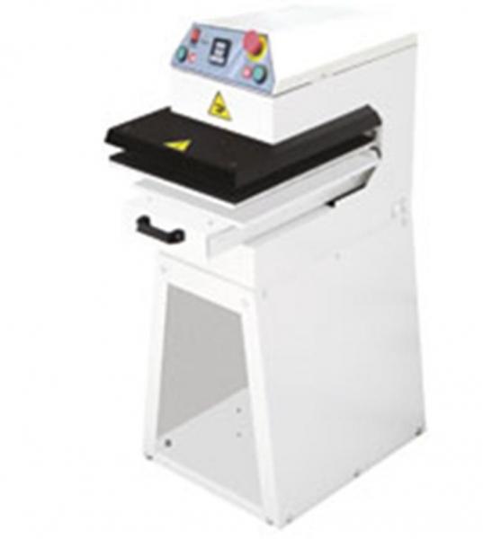 341 PTS 600 Plancha Metalnox® semiautomatica 40 x 50