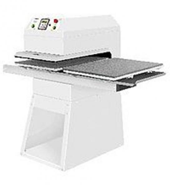 347 PTA 850 Plancha Neumatica  Metalnox® automática 52x72 20