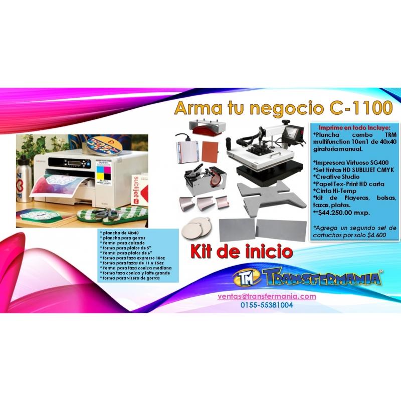 Arma tu negocio C-1100