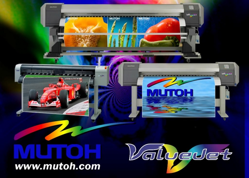 718 Mutoh Linea 1628TD ValueJet
