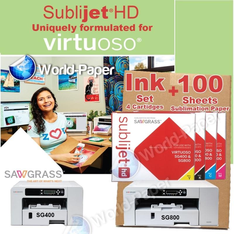 Virtuoso - SG400 impresora sublimacion