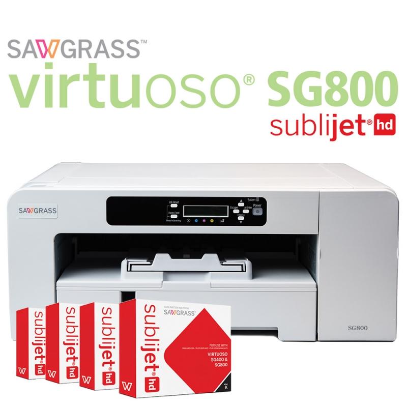 829 Tinta Sublim-RV para Ricoh® SG y Ricoh® Virtuoso HD