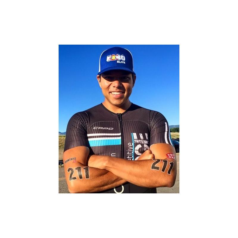 Tatuajes para Triatlón y competencia