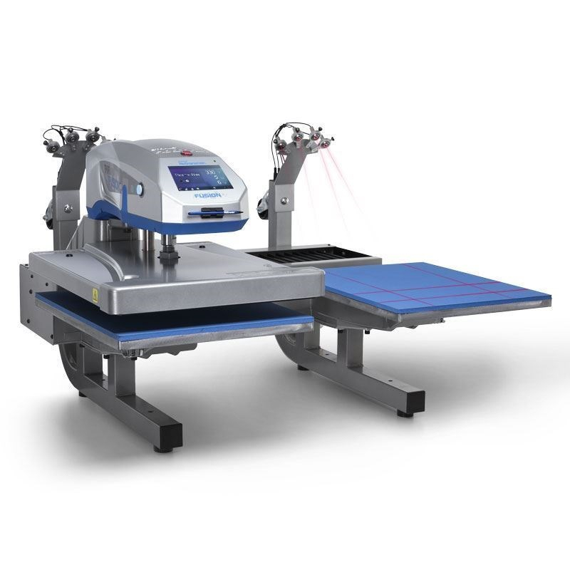 401 Plancha Hotronix® Dual Laser Air Fusion IQ™